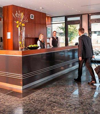Отели, сферы услуг